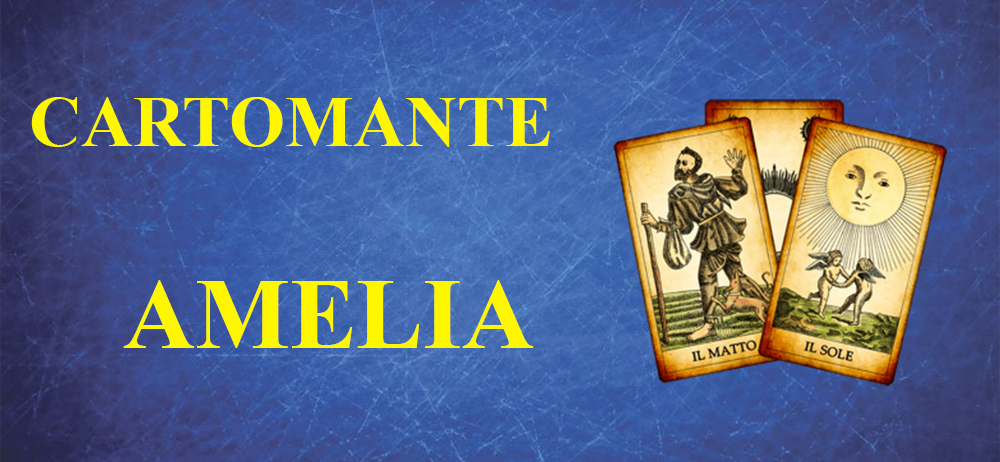 Cartomante Amelia