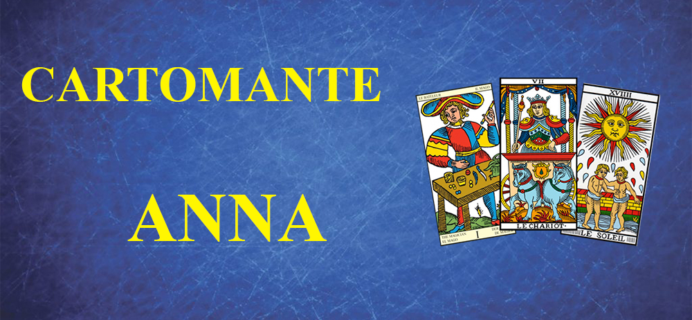 Cartomante Anna