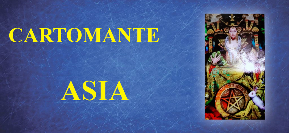 Cartomante Asia