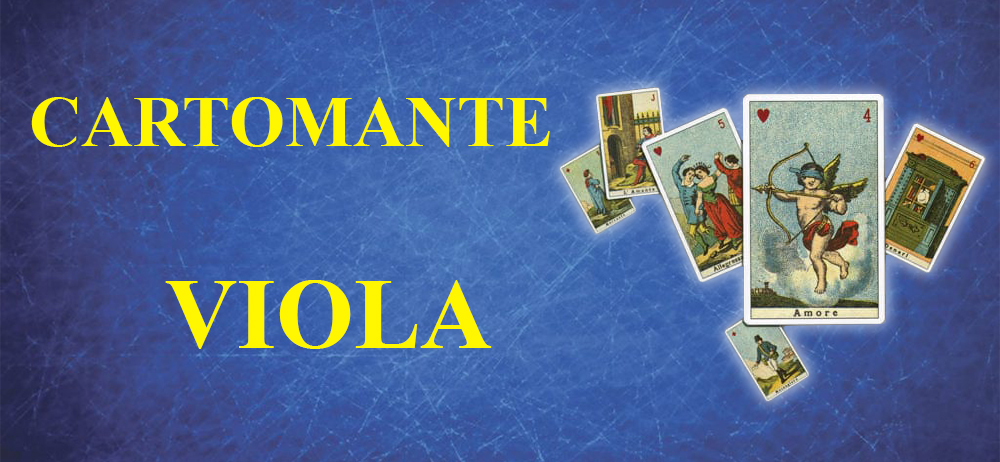 Cartomante Viola